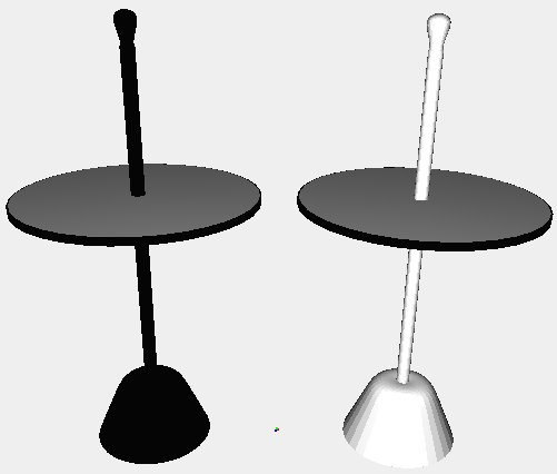 Best zanotta design basello servofumo servomuto with servo - Servo muto design ...